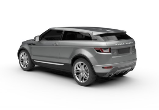 LAND ROVER Range Rover kabriolet tylny lewy