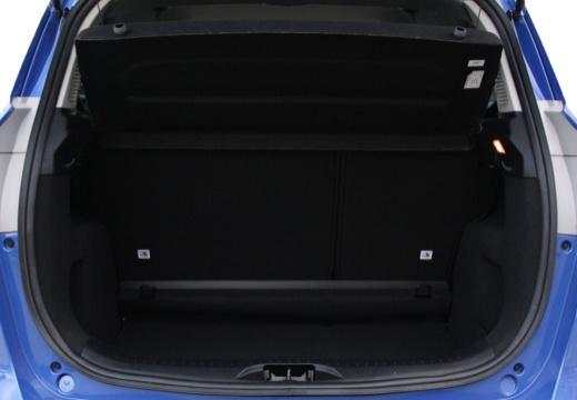 FORD B-MAX I hatchback przestrzeń załadunkowa