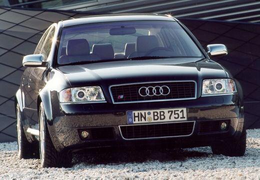 AUDI A6 /S6 4B II sedan czarny przedni prawy