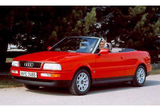 AUDI Cabriolet 2.8 E Kabriolet 89 174KM (benzyna)