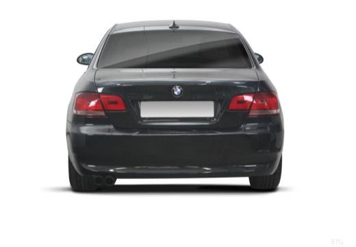 BMW Seria 3 E92 I coupe tylny