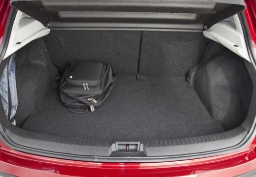NISSAN Qashqai II hatchback przestrzeń załadunkowa