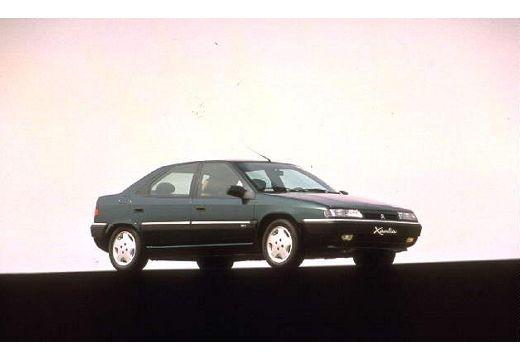 CITROEN Xantia I hatchback przedni prawy
