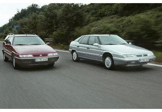 CITROEN XM I hatchback przedni prawy