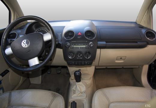 VOLKSWAGEN New Beetle II coupe tablica rozdzielcza