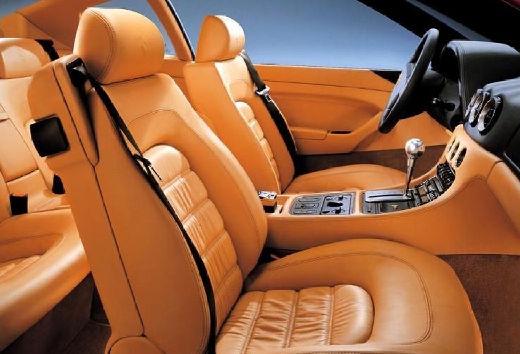 FERRARI 456 coupe wnętrze