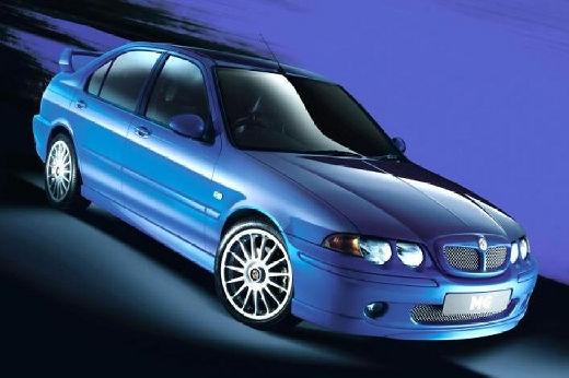 MG ZS Sedan
