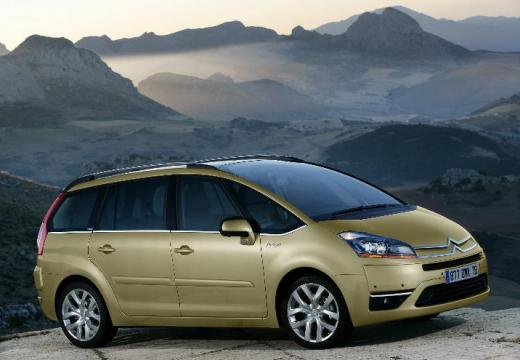 citroen c4 gr picasso x kombi grand i 125km 2006. Black Bedroom Furniture Sets. Home Design Ideas