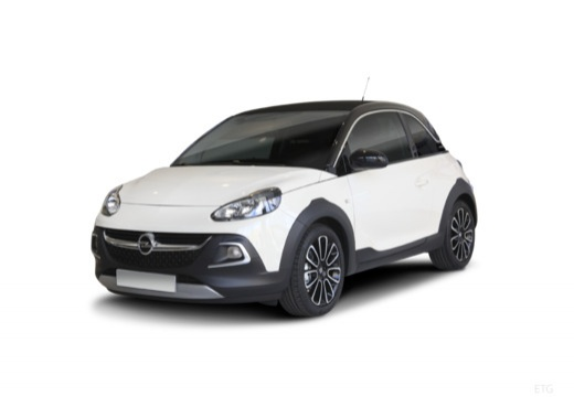 OPEL Adam 1.4 Rocks Unlimited Easytronic Hatchback 87KM (benzyna)