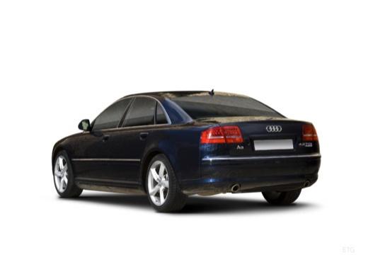 AUDI A8 4E II sedan tylny lewy