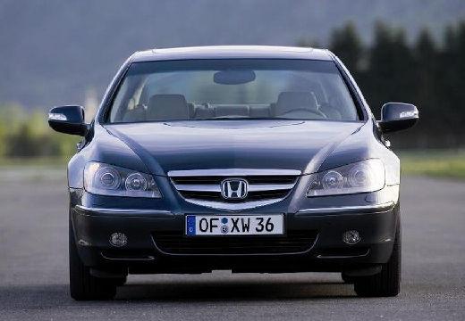 HONDA Legend sedan silver grey przedni