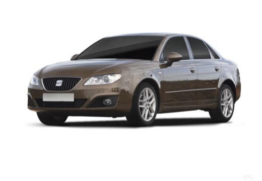 SEAT Exeo sedan przedni lewy