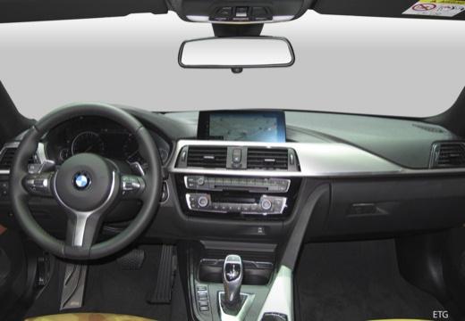BMW Seria 4 Gran Coupe F36 II hatchback tablica rozdzielcza