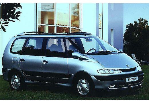 RENAULT Espace 2.0 RN Van III 115KM (benzyna)