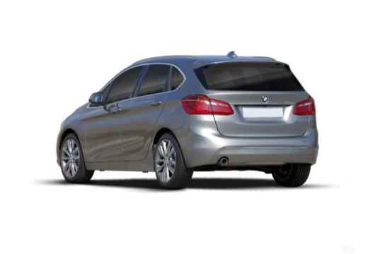 BMW Seria 2 kombi tylny lewy