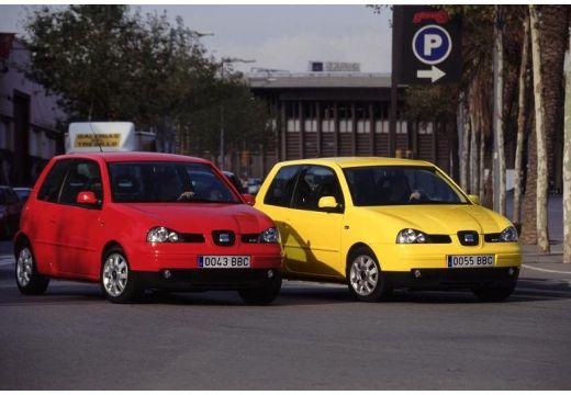 SEAT Arosa hatchback przedni prawy