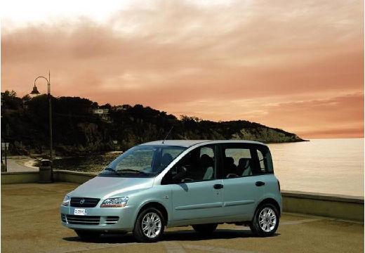 FIAT Multipla 1.9 JTD Fresh Kombi II 2.0 115KM (diesel)