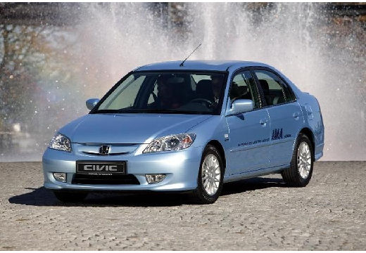 HONDA Civic V sedan niebieski jasny przedni lewy