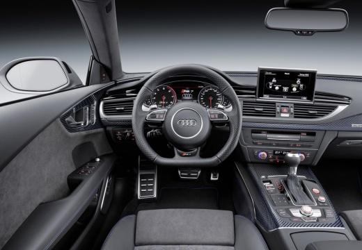 AUDI A7 Sportback II hatchback tablica rozdzielcza