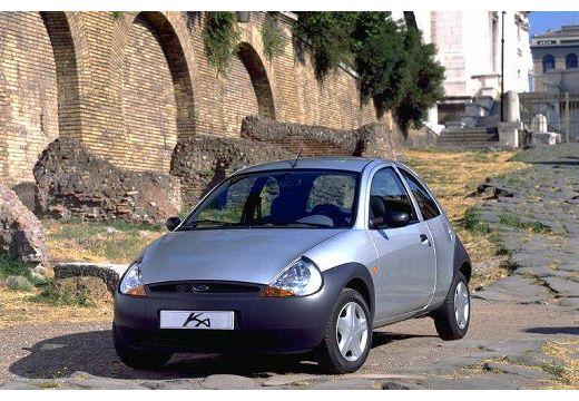 FORD Ka 1.3 Collection X Hatchback I 70KM (benzyna)