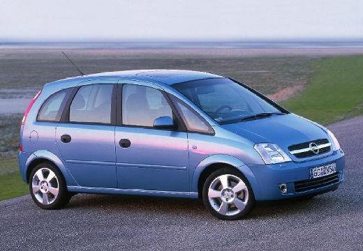OPEL Meriva 1.6 Essentia Hatchback I 87KM (benzyna)