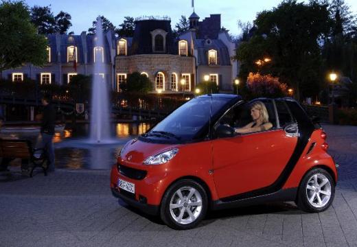 SMART passion cdi Kabriolet cabrio II 0.8 45KM (diesel)