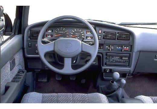 Toyota 4Runner kombi tablica rozdzielcza