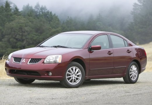 MITSUBISHI Galant 3.8 V6 GTS Sedan USA II 3.9 230KM (benzyna)