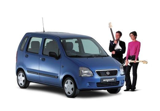 SUZUKI Wagon R+ 1.3 GL abs aut Hatchback I 76KM (benzyna)