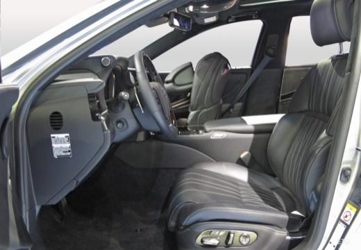 LEXUS LS IV sedan wnętrze
