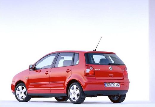 VOLKSWAGEN Polo 1.9 SDI Comfortline Hatchback IV I 64KM (diesel)