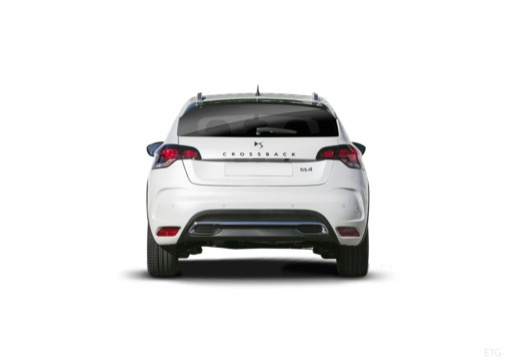 CITROEN DS4 Crossback hatchback tylny