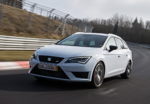 seat leon 1 8 tsi fr start stop dsg eu6 kombi st i 180km 2015. Black Bedroom Furniture Sets. Home Design Ideas
