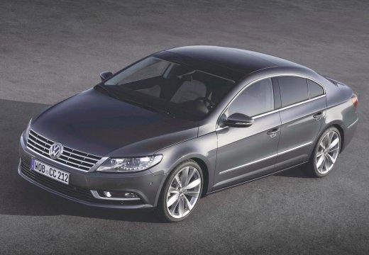 VOLKSWAGEN Passat sedan silver grey przedni lewy