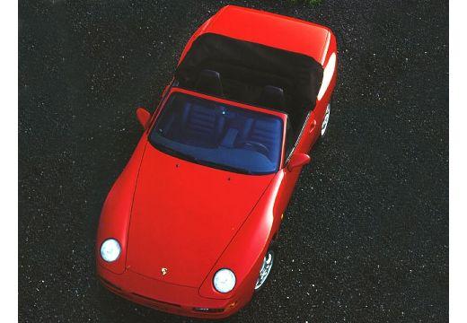 PORSCHE 968 Kabriolet