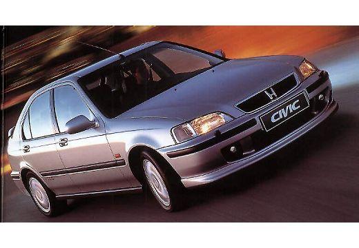 HONDA Civic III hatchback przedni prawy