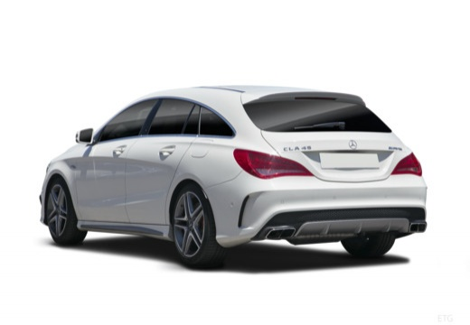 MERCEDES-BENZ Klasa CLA Shooting Brake kombi tylny lewy