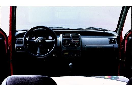 SUZUKI Alto hatchback tablica rozdzielcza