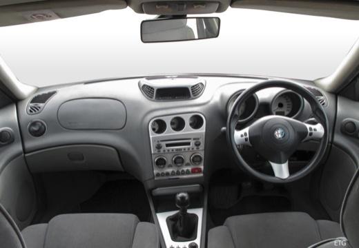ALFA ROMEO 156 Sportwagon III kombi tablica rozdzielcza