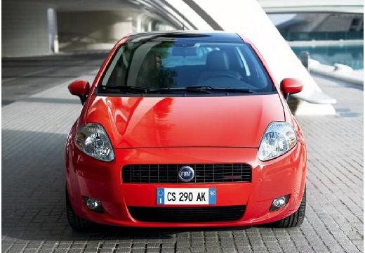 FIAT Gr. Punto 1.9 Multijet 8V Sport Hatchback Grande 2.0 130KM (diesel)