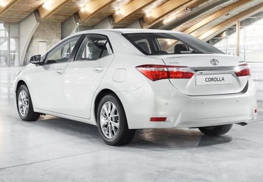 Toyota Corolla III sedan