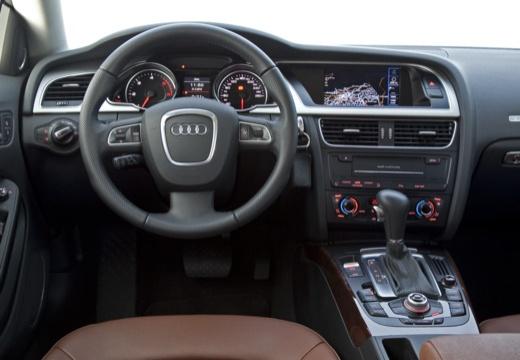 AUDI A5 Sportback I hatchback tablica rozdzielcza