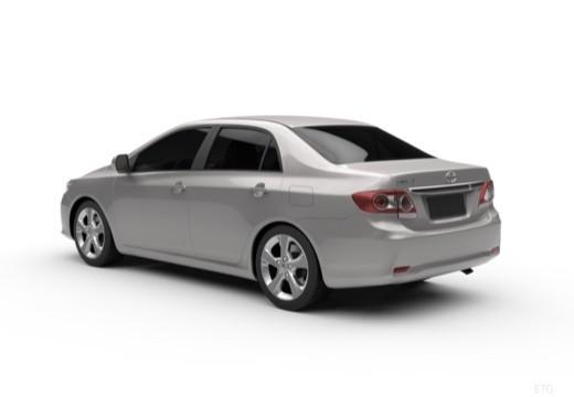 Toyota Corolla II sedan tylny lewy