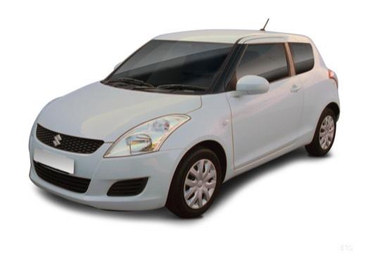 SUZUKI Swift II hatchback przedni lewy