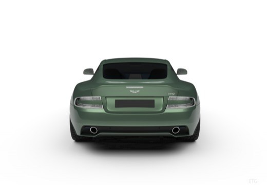ASTON MARTIN DB9 III coupe tylny