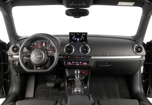 AUDI A3 Sportback 8V I hatchback tablica rozdzielcza