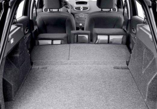 RENAULT Clio III Grandtour II kombi przestrzeń załadunkowa