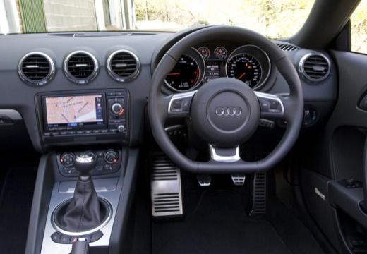 AUDI TT I roadster tablica rozdzielcza
