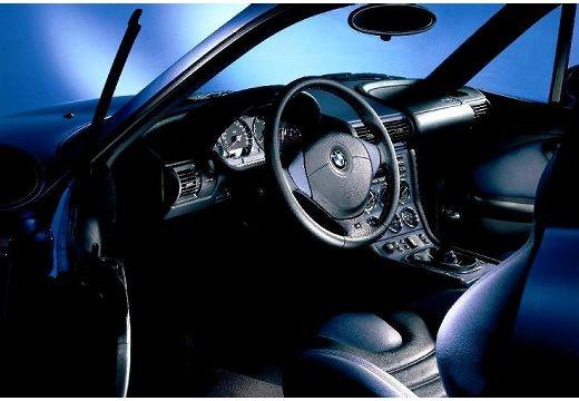 BMW Z3 coupe tablica rozdzielcza