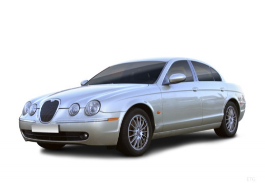 JAGUAR S-Type III sedan